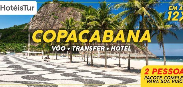 Antecipe suas ferias de 2020 e parcele sua Viagem pro RIO DE JANEIRO em até 12x!