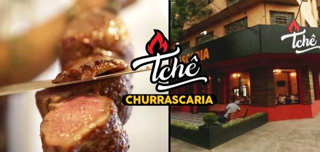 Aquele CHURRAS Gaúcho no Tchê Churrascaria por SÓ R$39,90!