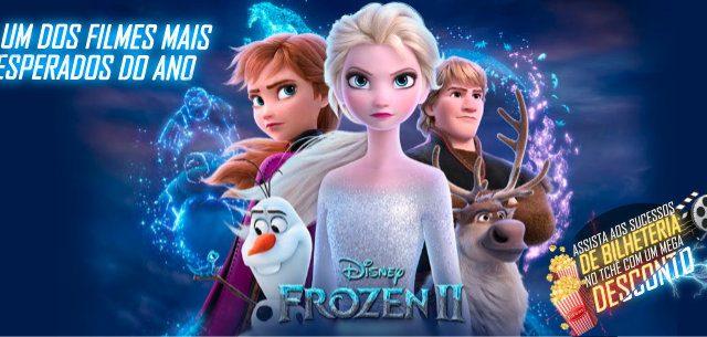 ESTREIA HOJE NOS CINEMAS: FROZEN 2!!!