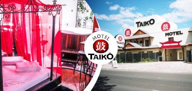 Motel Taiko a partir de SÓ R$ 56,90.