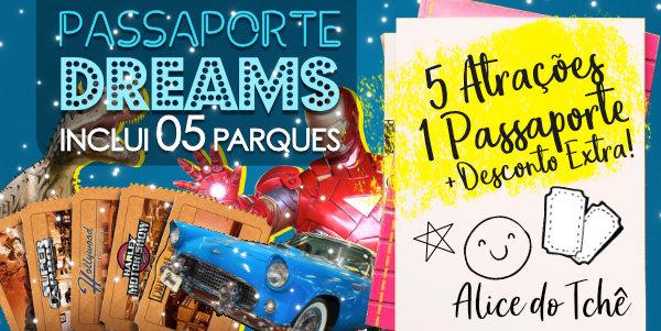 Conheça o Famoso Passaporte Dreams de GRAMADO!