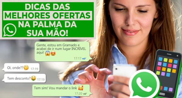 Site de Ofertas Gramado Serra Gaúcha Porto Alegre Grupo Whats
