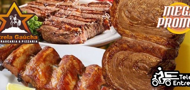 24% OFF: CHURRAS na Tele-Entrega e Drive Thru.