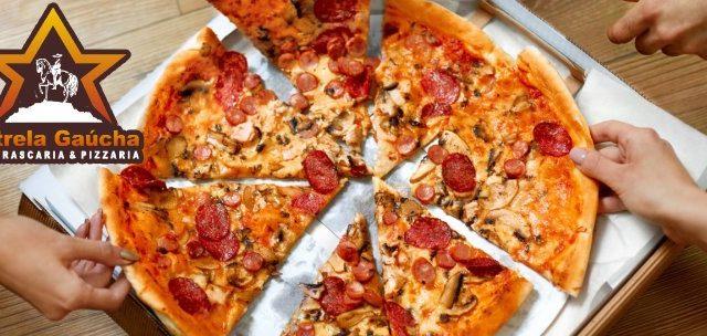 Pizza 35cm por SÓ R$ 19,90!