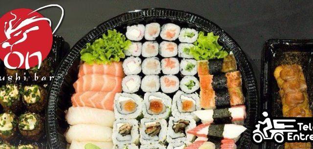 50% OFF: Combo Sushi 60 Peças.