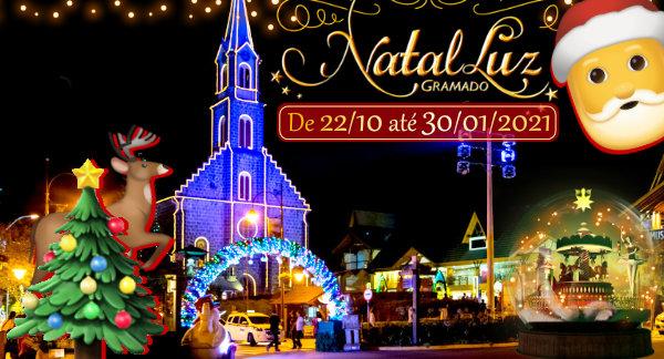 Guia de viagem Natal Luz em Gramado!