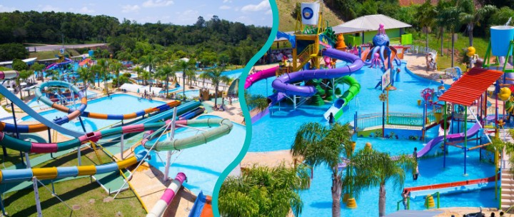 Passaporte Diário Parque das Águas em Viamão