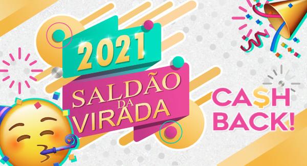 Regulamento Cashback | SALDÃO DA VIRADA!