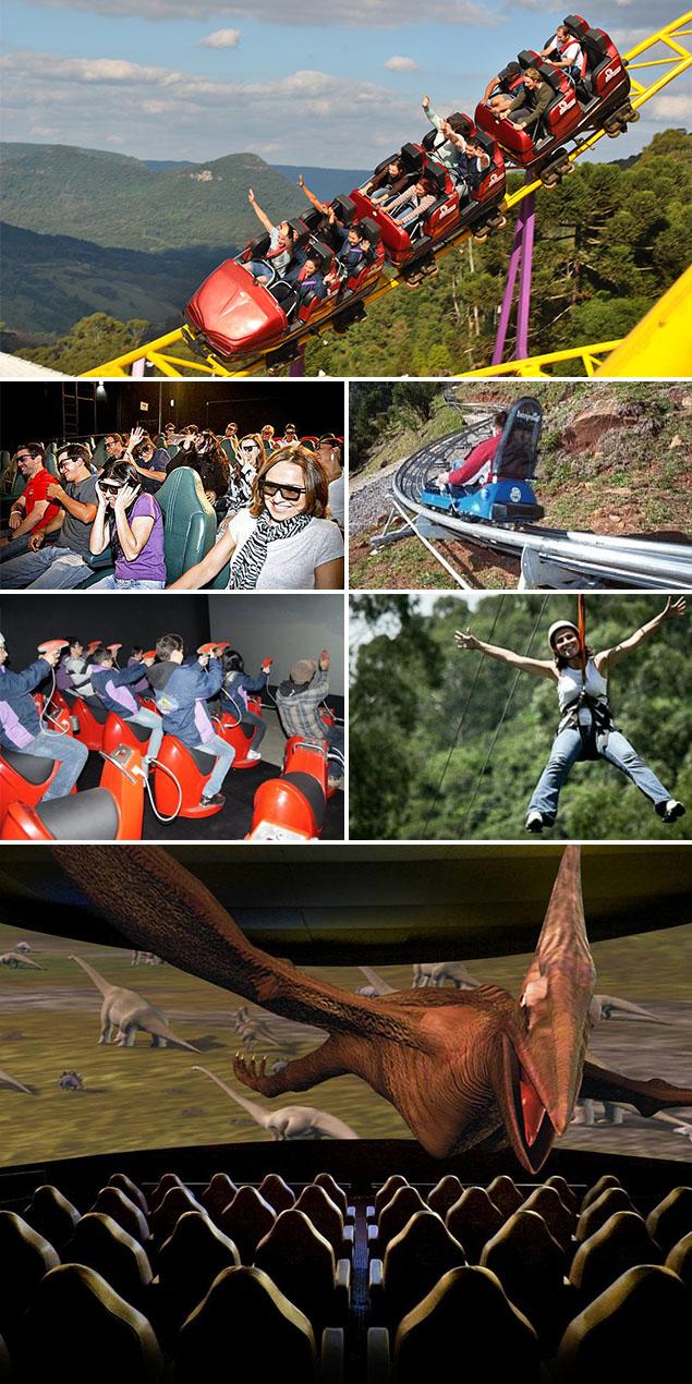 Canela | Alpen Park | Passaporte de Diversão LIVRE! Brinque Quantas Vezes Quiser!