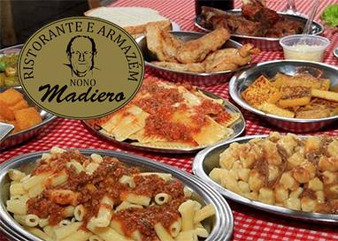 Bento Gonçalves | Almoço Colonial Tipicamente Italiano!