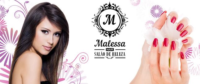 Independência | Malessa Hair | Cauterização + Escova Modeladora + Manicure.