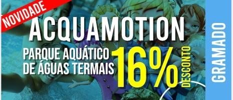Acquamotion Parque Aquático Gramado
