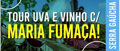 Maria Fumaça | Passeios de Trem Na Serra