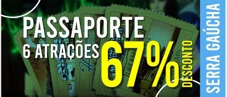 Passaporte Dreams Gramado | Brasil