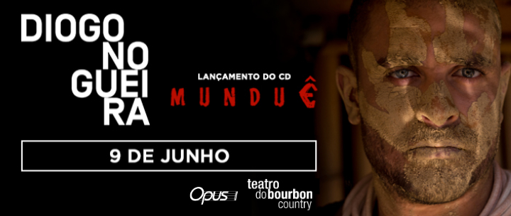BOURBON COUNTRY 9/JUN: Diogo Nogueira no Lançamento Nacional do CD Munduê. Ingressos com 50% OFF a partir de R$100!